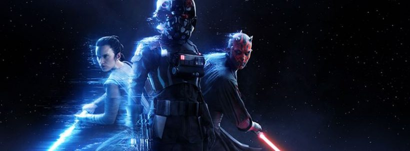 Star Wars Battlefront II Promo Art