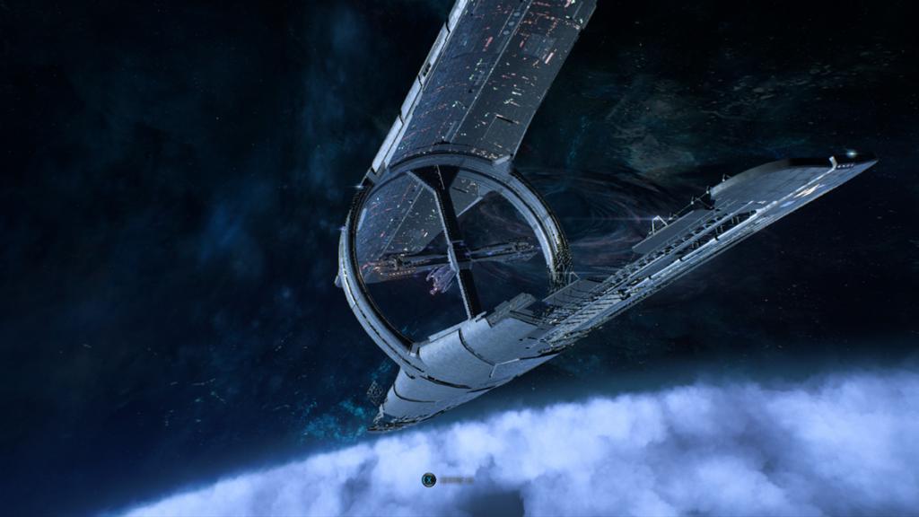 Mass Effect Nexus Command
