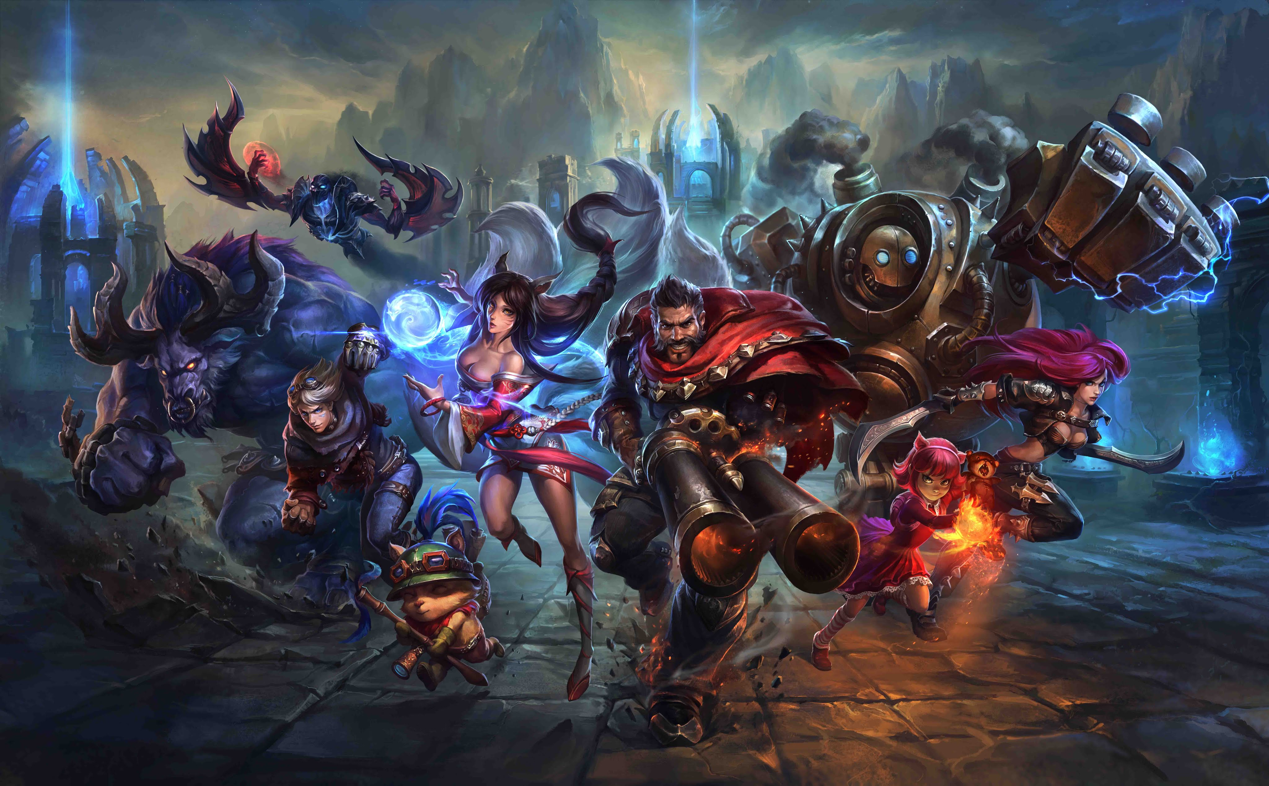 How design choices in League of Legends most iconic map