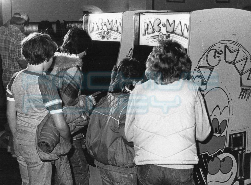 Video gaming arcade
