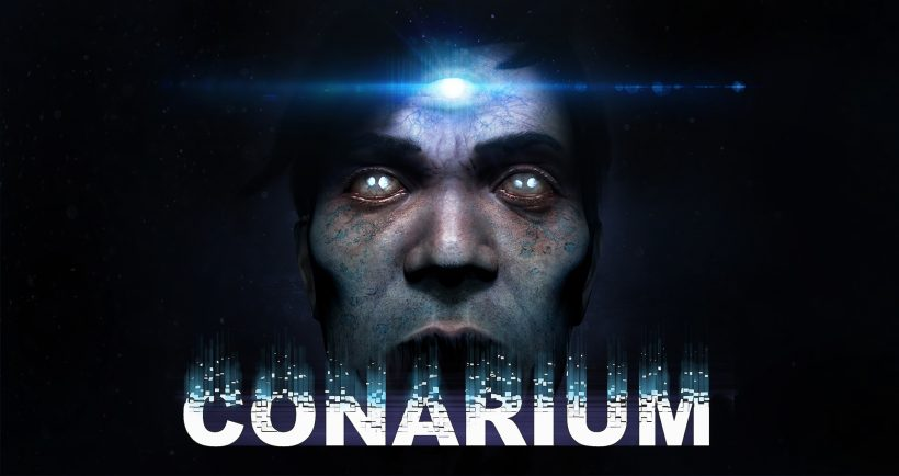 Conarium Title Artwork