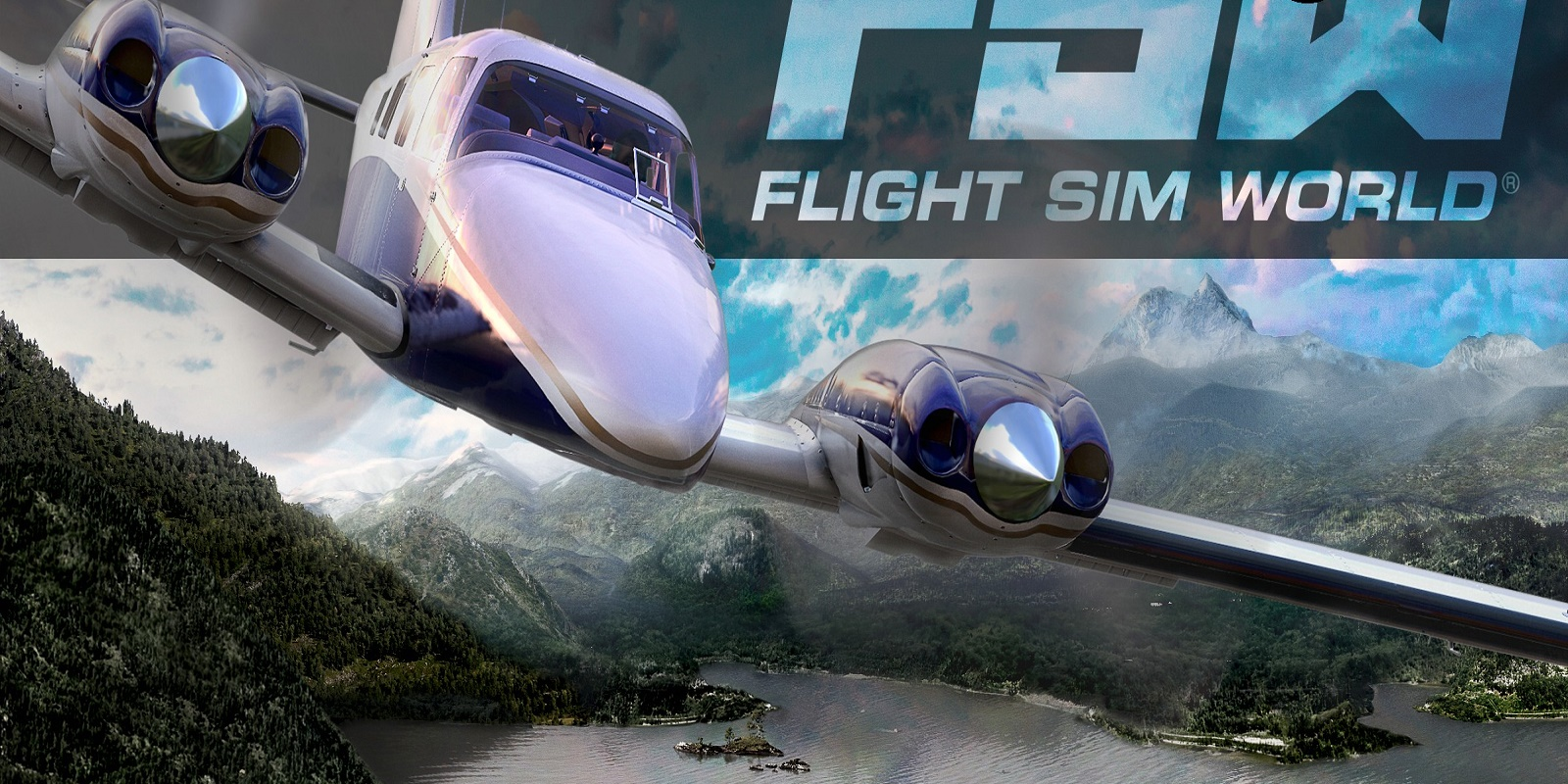 Flight Sim World Feature Image