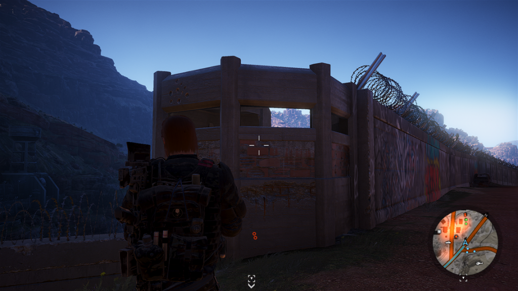 Disbelief in Ghost Recon's Invisible Walls
