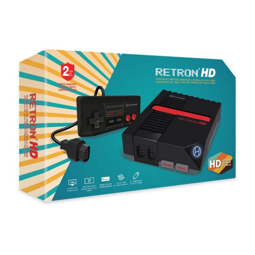 Hyperkin's RetroN HD system