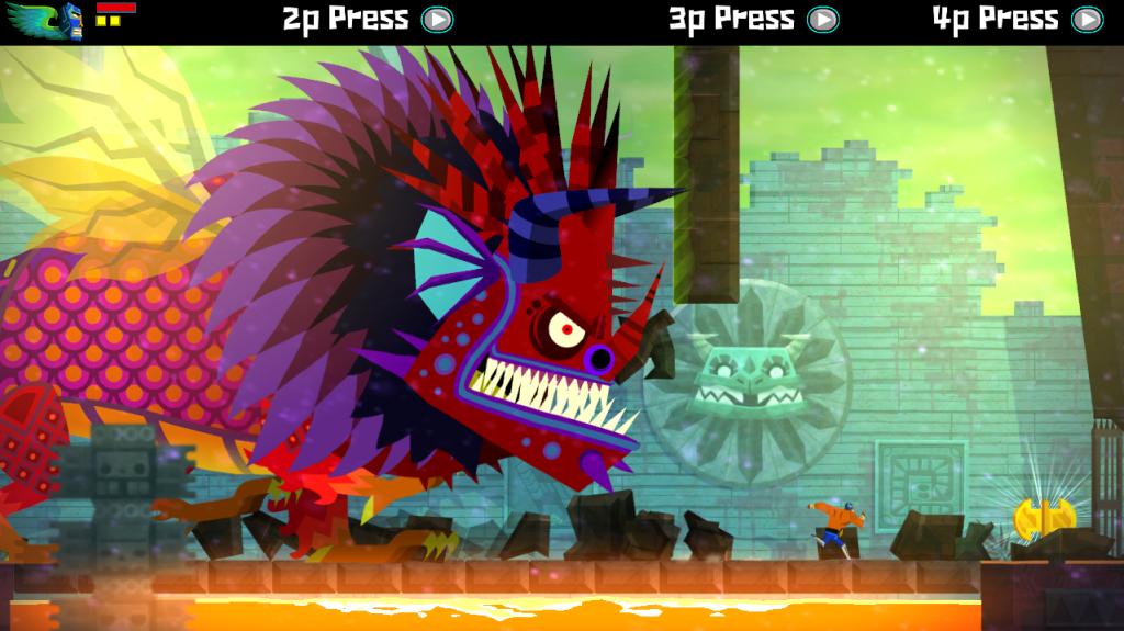 Guacamelee Screenshot