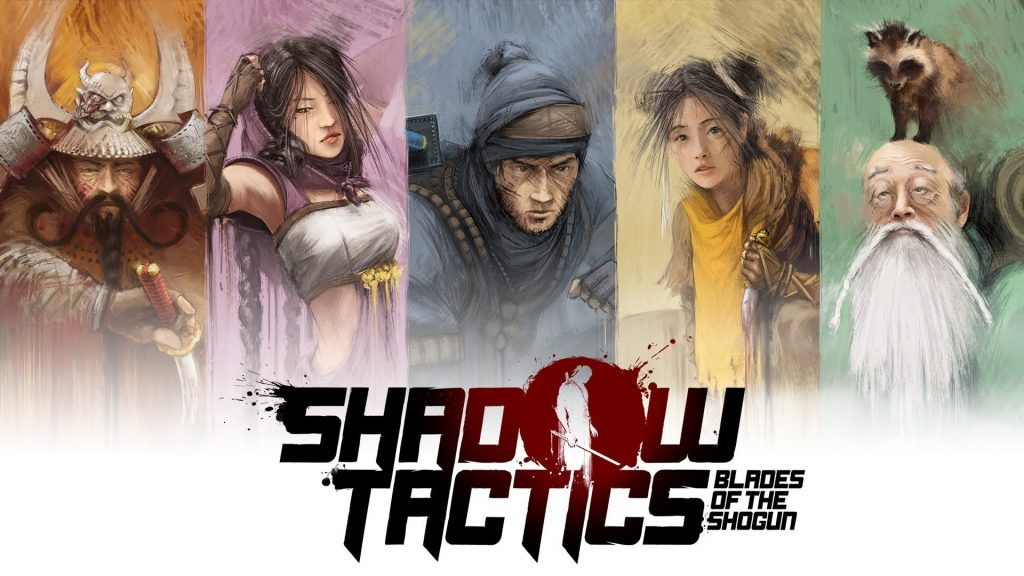 Shadow Tactics Blades of the Shogun Art