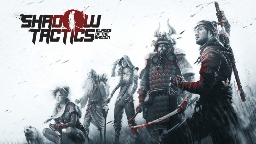 Shadow Tactics Title Artwork