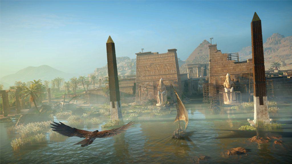 Assassin's Creed: Origin, Ubisoft