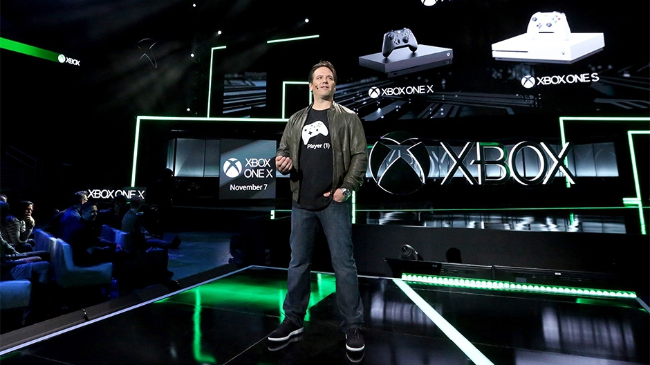 Phil Spencer @ E3 2017