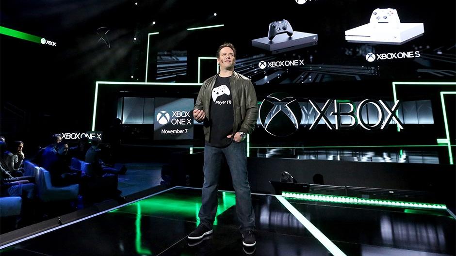 Phil Spencer @ E3 2017