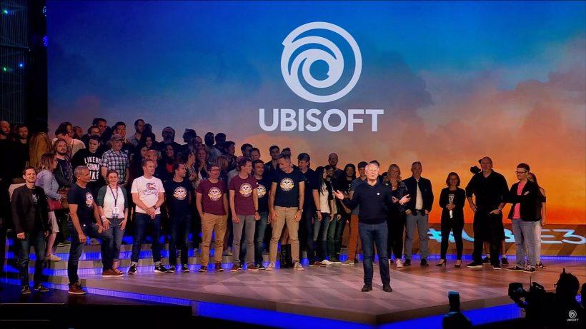 E3 2017 press conference, Ubisoft
