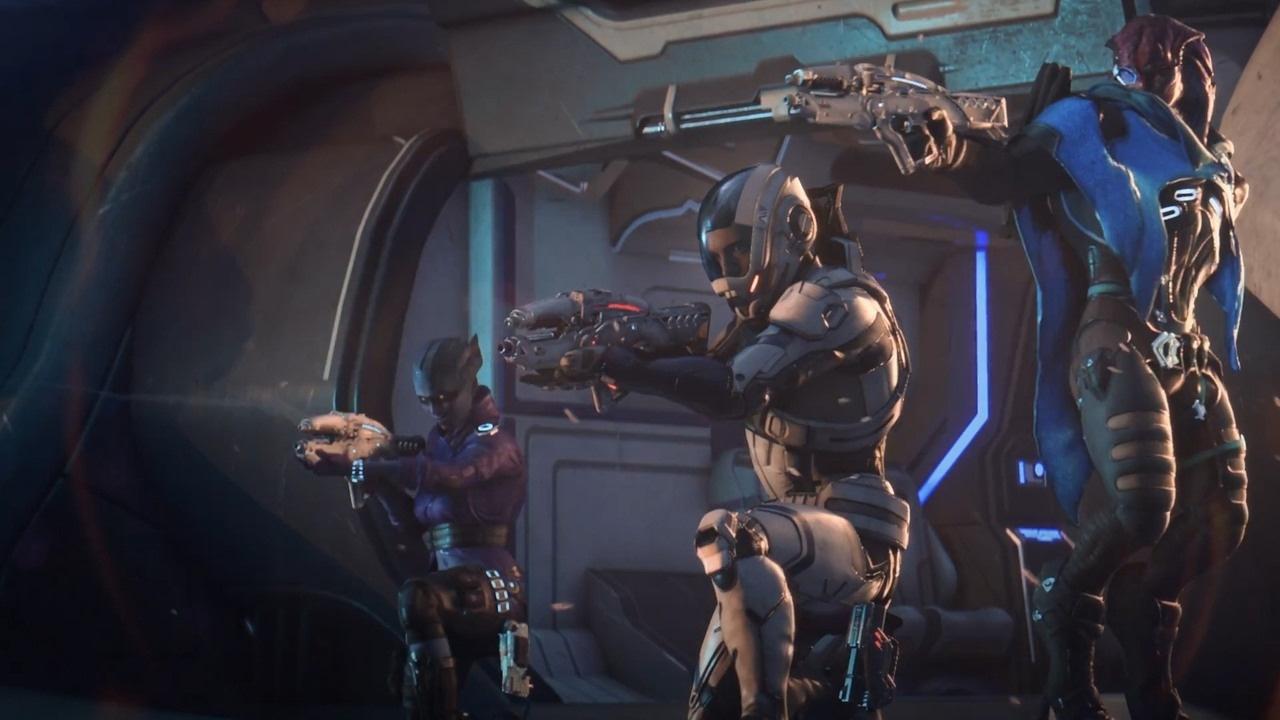 BioWare's Mass Effect Andromeda