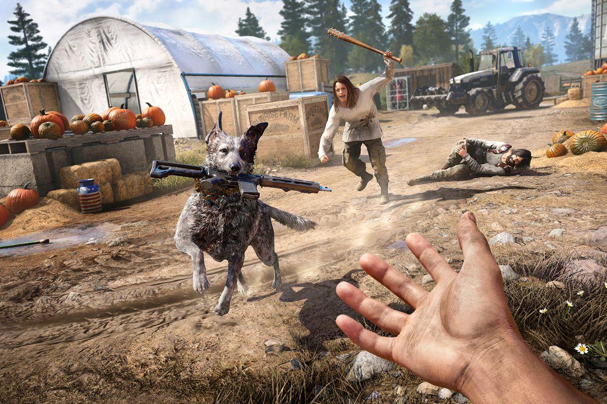 E3 Far Cry 5