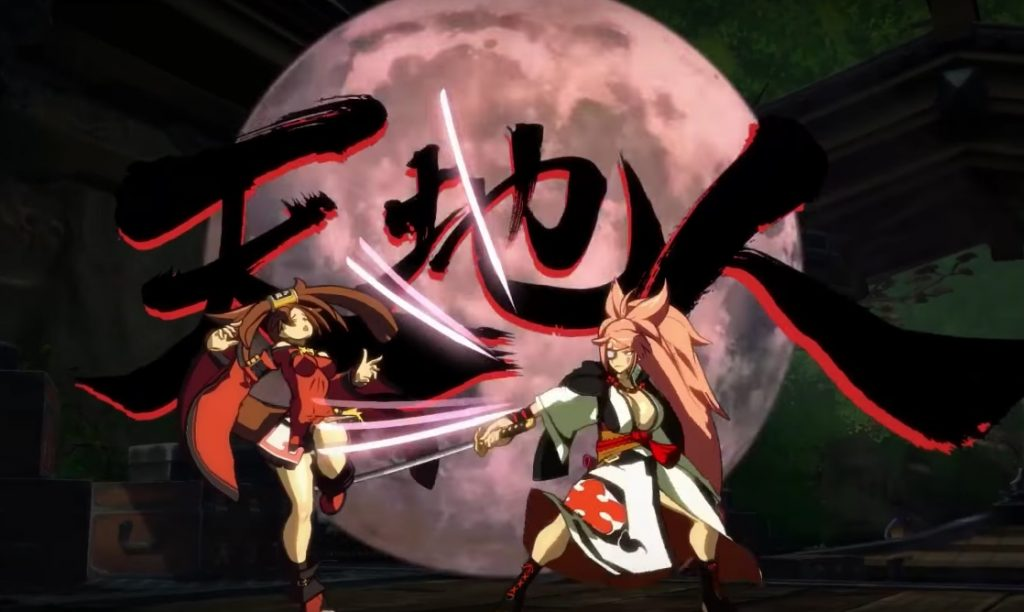 GG Xrd Rev 2 - Baiken