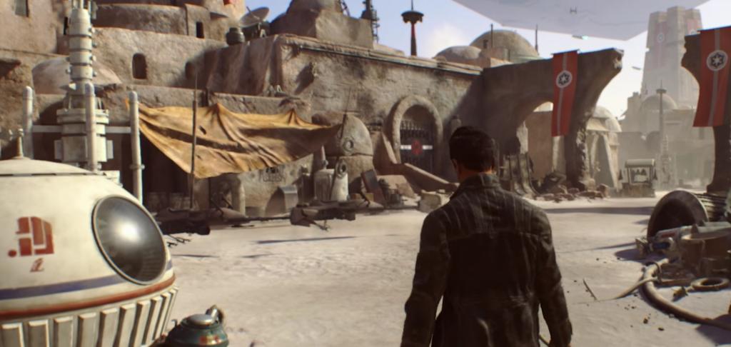 Battlefront II E3 2017 Hope