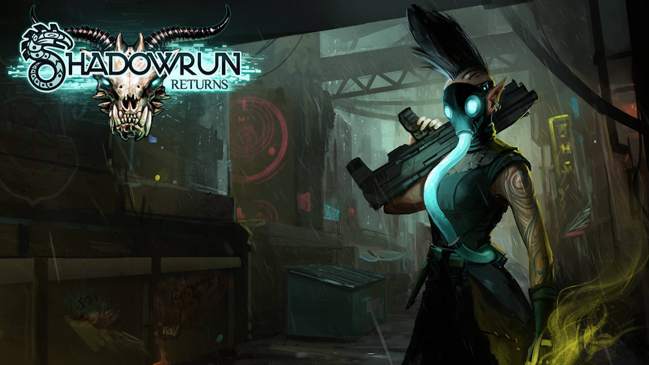 Shdowrun Returns launched in 2014