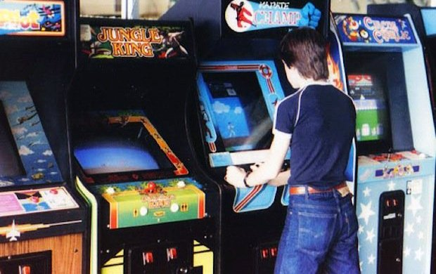 80s arcade