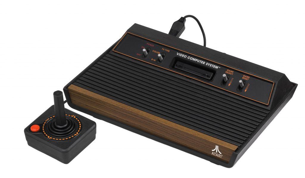 The Atari 2600