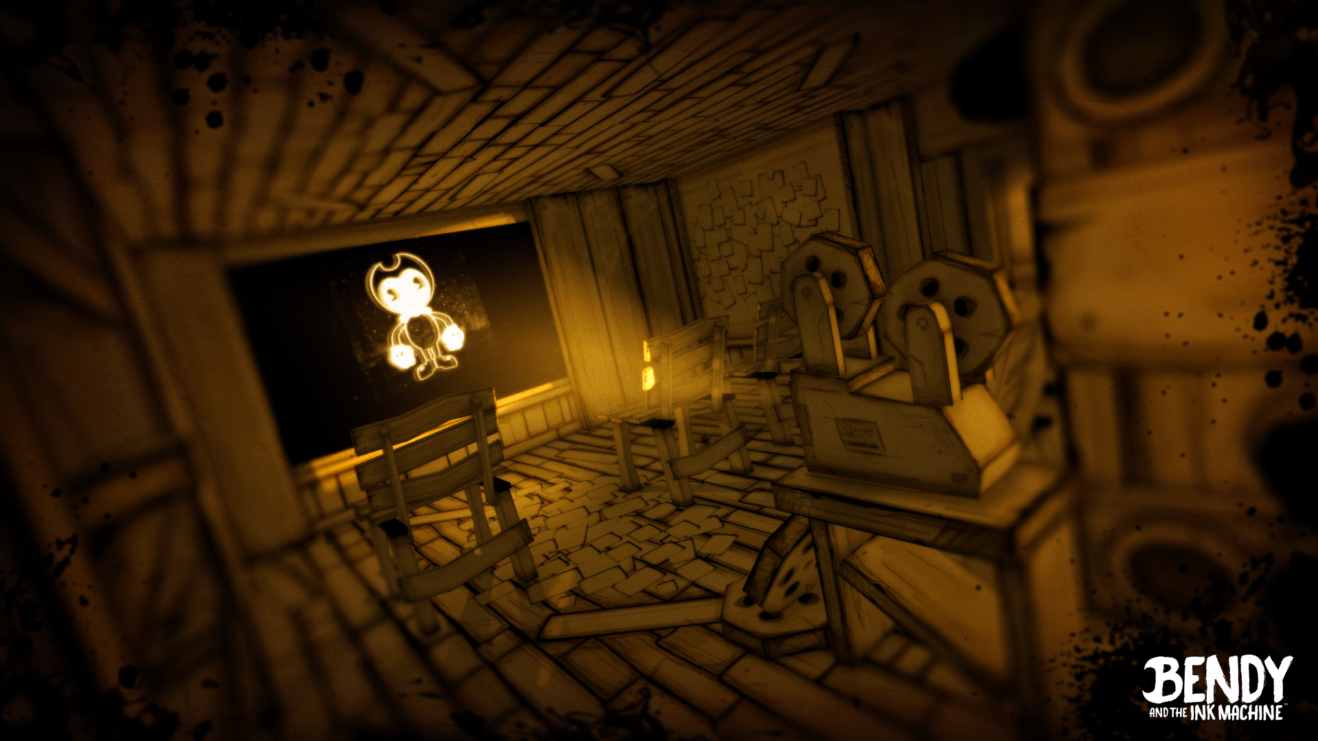 Accidental Success With Bendy And The Ink Machine Scholarly Gamers