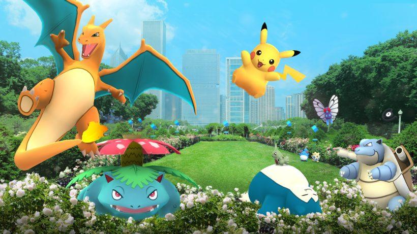 Pokemon Go Fest poster
