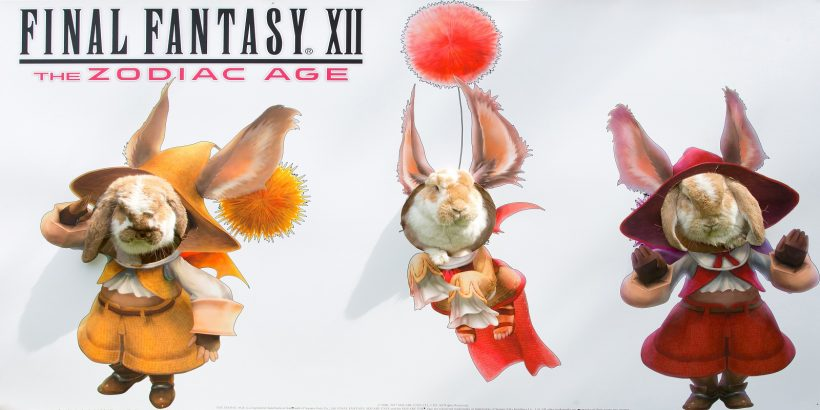 Final Fantasy XII The Zodiac Age Moogle Watch Livestream - 5th July 2017.