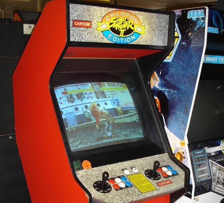 SSF2 Arcade