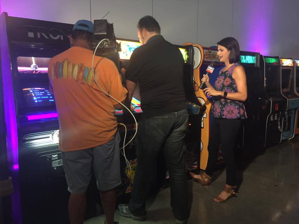 Live Events Gaming