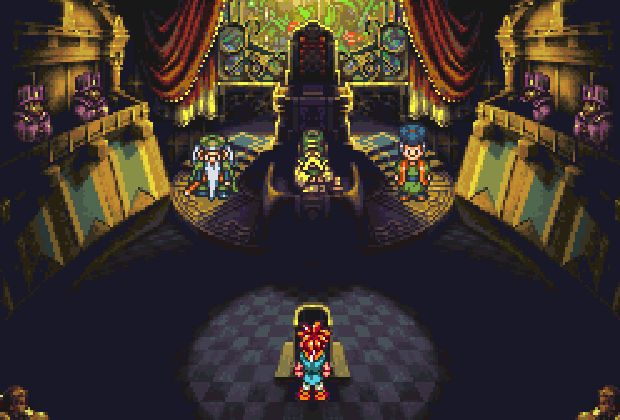 Chrono Trigger trial
