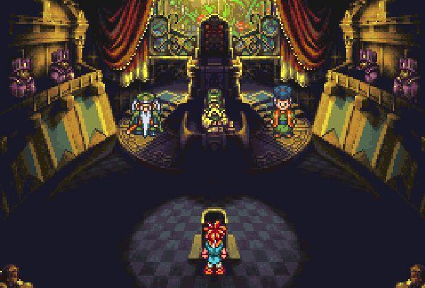 Chrono Trigger trial