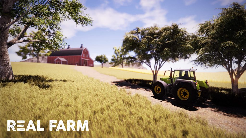 Real Farm PR Image