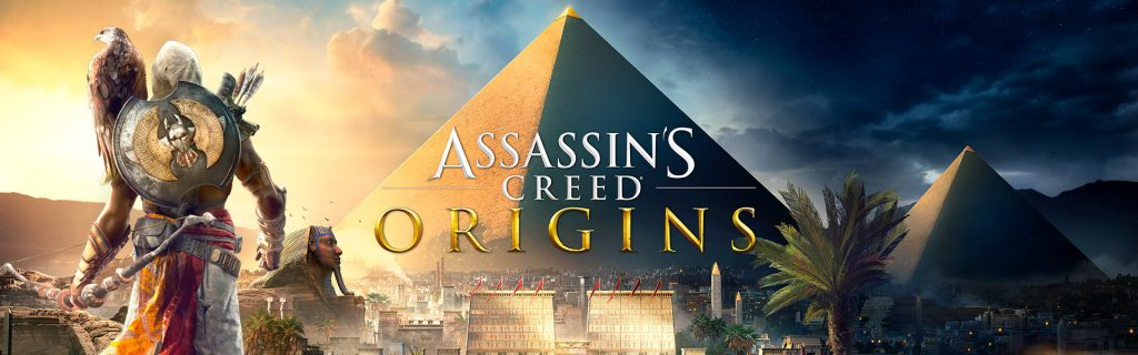 Assassin's Creed Origins Artwork