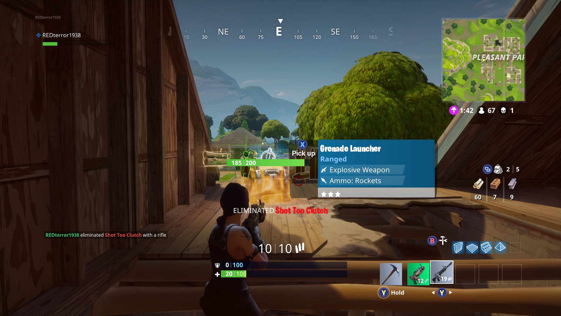 Why Fortnite Battle Royale Is Exactly What The Genre Needs