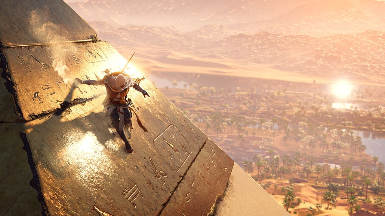 Assassin's Creed Origins egypt