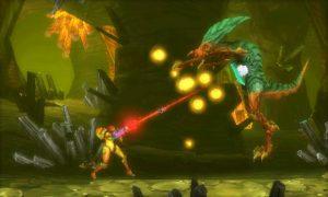 Metroid: Samus Returns boss