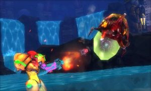 Samus Returns metroid