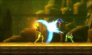 Metroid: Samus Returns counter