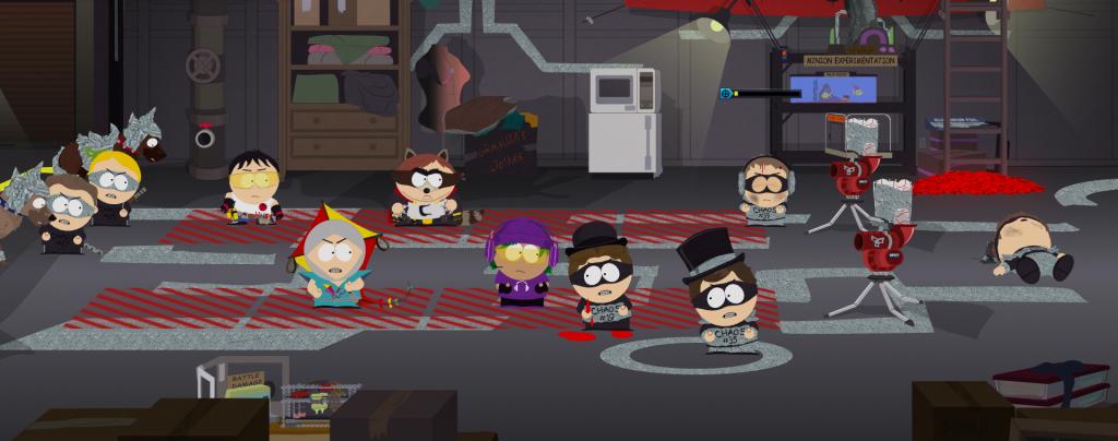 South Park new combat