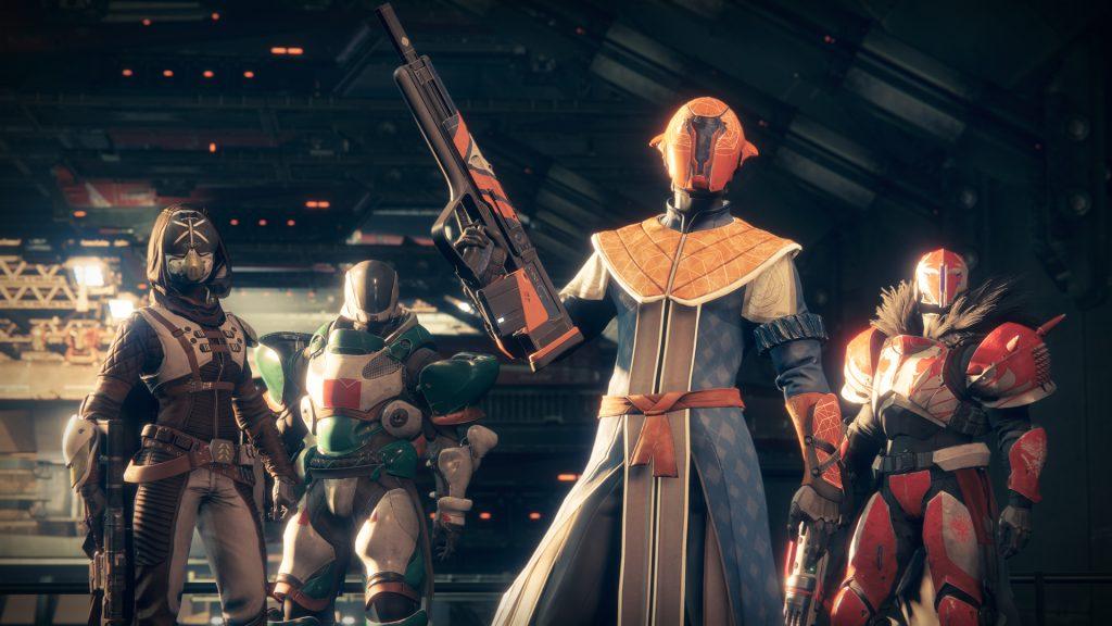 Destiny 2 fireteam