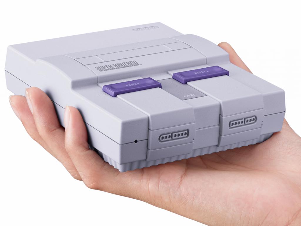 The NES Classic Mini