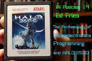 Halo 2600 Atari Cartridge concept (not on Xbox)