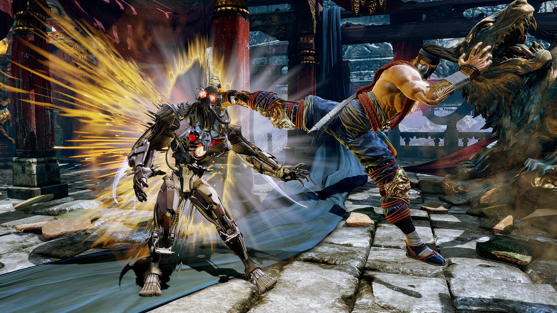 Killer Instinct Screen