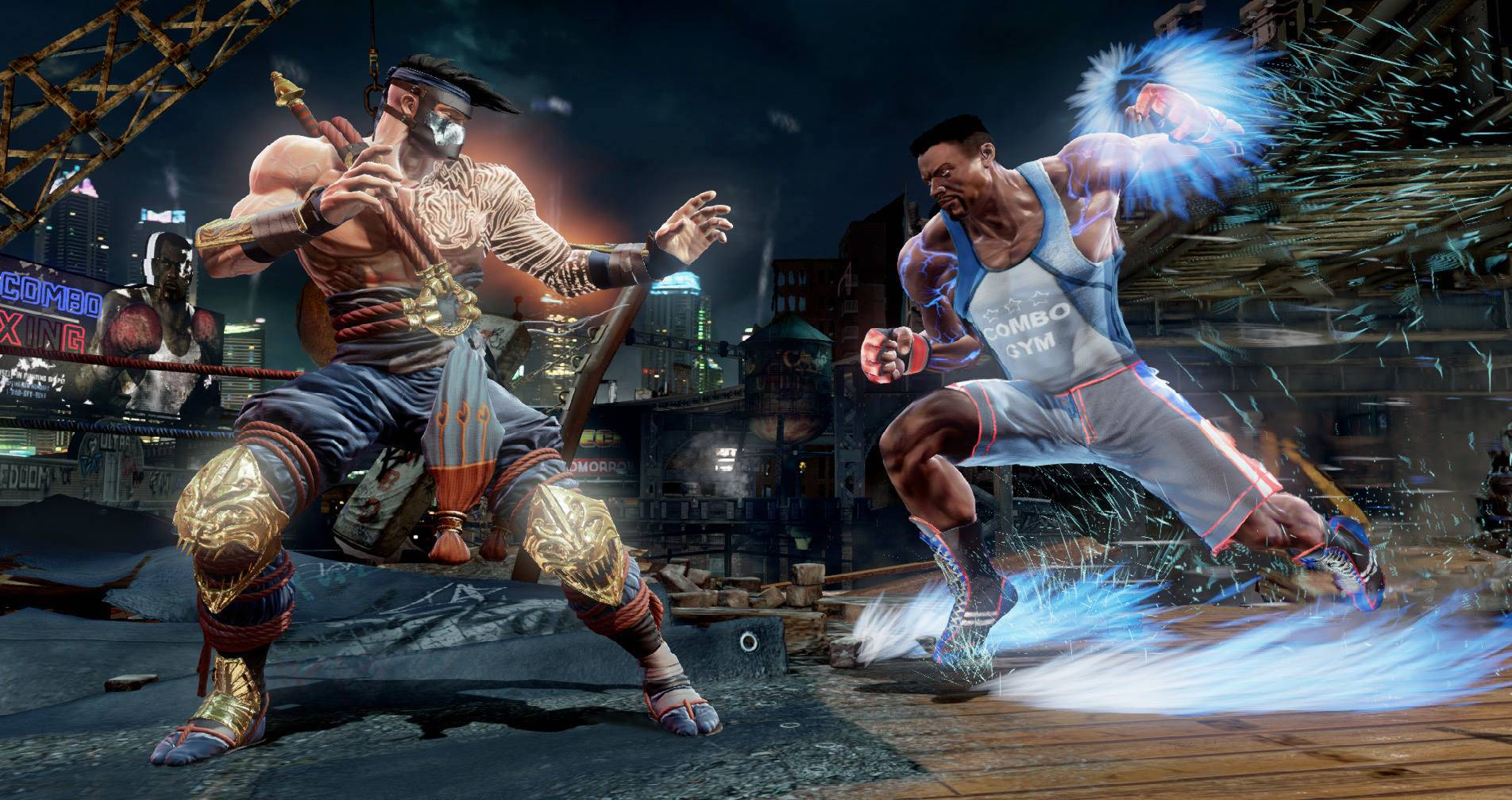 Killer Instinct Art
