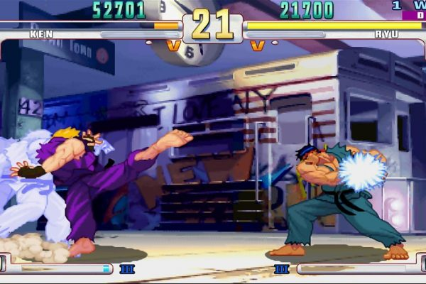 Fight Games - Street Fighter III