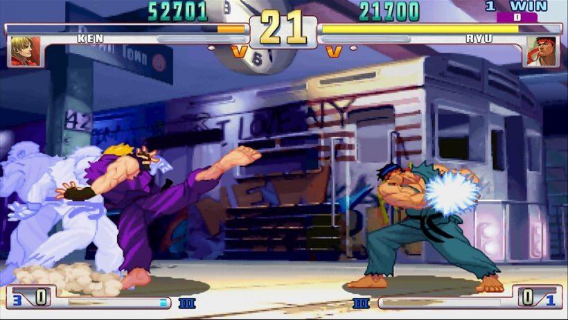 Fight Games - Street Fighter III