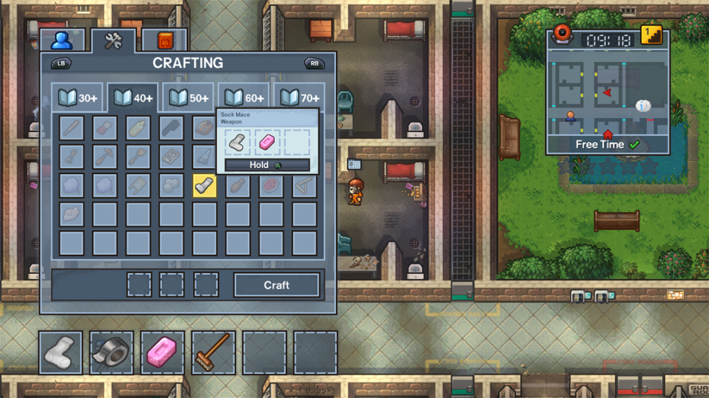 The escapists 2 review scholarly gamers where the most recent title expands upon the crafting system however is a more clear and concise presentation of what recipes are available and what items solutioingenieria Image collections
