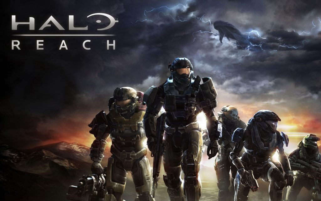 Halo Reach Art