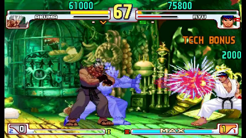 Fighting Games - Street Fighter III