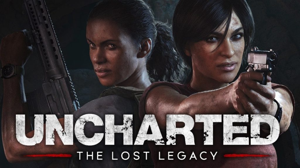 Uncharted The Lost Legacy Art