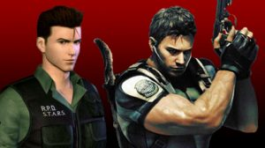 Let S Remember The Time Chris Redfield Punched That Boulder