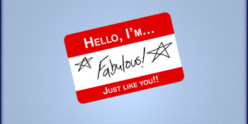 Community Introduction: Hello, I'm Fabulous